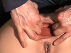 Petite fouille anal