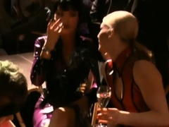 Enjoy nasty domina and immodest large ramrod going at it
