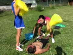 cheerleader-trampling-fun