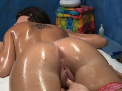 Naughty brunette Cassandra Nix and her wild lust